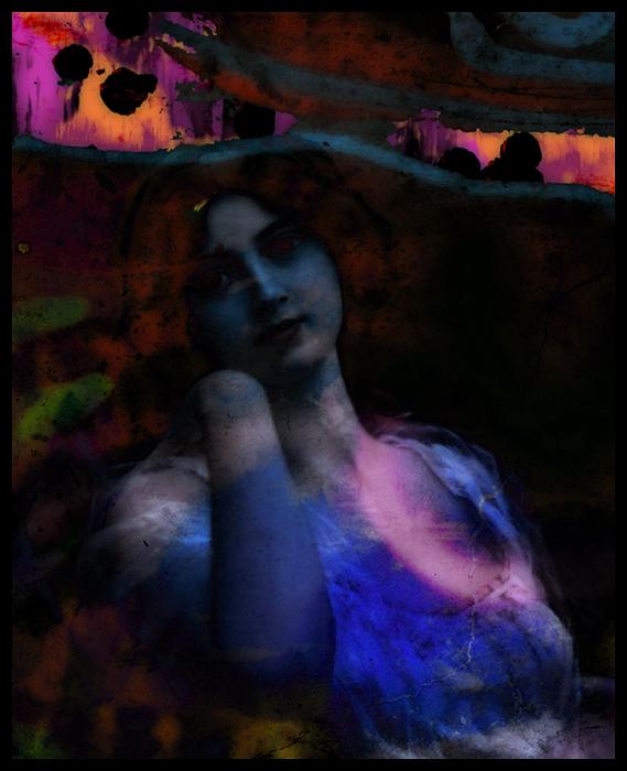 Model Digital Art - Apocalyptia by Adam Kissel