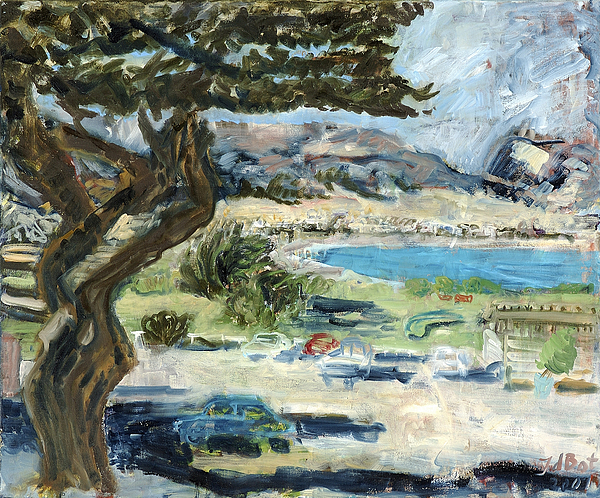 Apollo Bay Painting by Joan De Bot