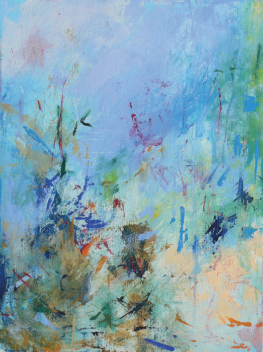 Copland Painting - Appalachian Spring by Jacquie Gouveia