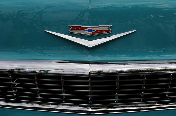 Chevy Photograph - Apple Pie by Lyle  Huisken