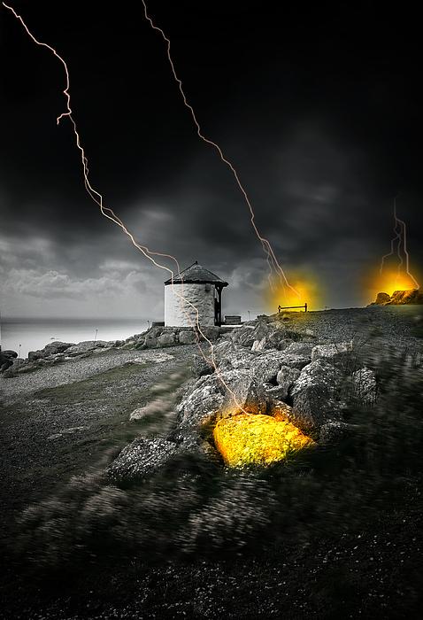 Apocalypse Photograph - Armageddon by Jaroslaw Grudzinski