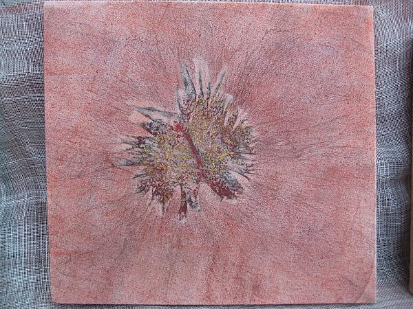 Ascension Pastel by Sandra Langley
