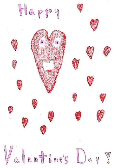 Ashley C Drawing by Ashley C