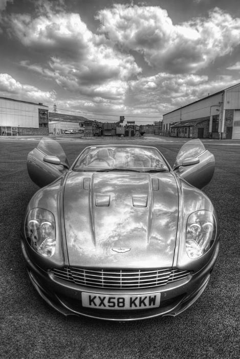 For Sale Photograph - Aston Martin Dbs by Yhun Suarez