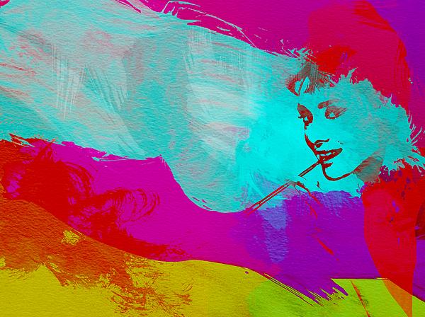 Audrey Hepburn Painting - Audrey Hepburn by Naxart Studio