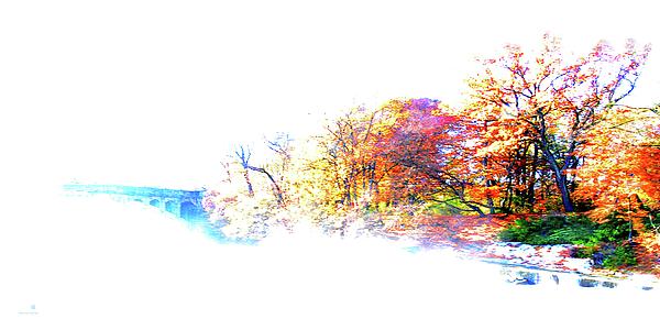 Autumn Photograph - Autumn Colors by Hannes Cmarits