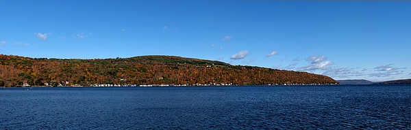 New York Photograph - Autumn In The Finger Lakes by Joshua House
