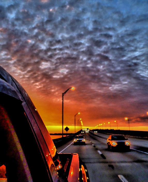 Jacksonville Photograph - Back Door by William Jones