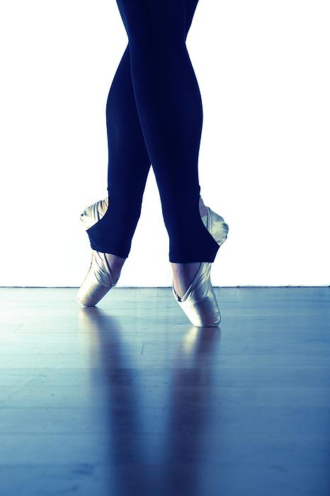 Ballet Photograph - Ballet Feet 1 by Scott Sawyer