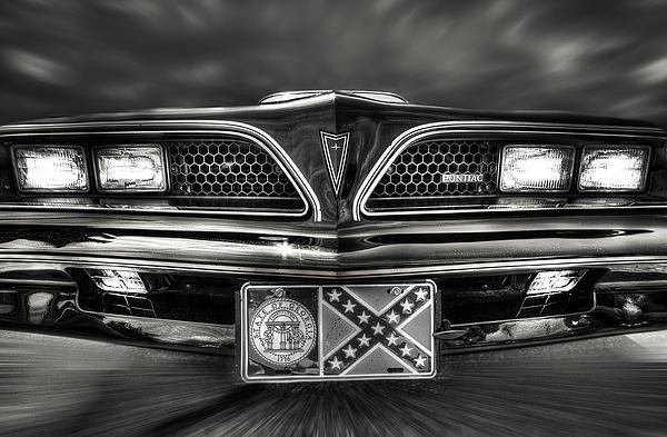 Trans Am Photograph - Bandit by James Ingham