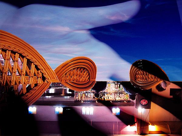 Surreal Digital Art - Bar Alle Folie Bergere  by Horizons Hef