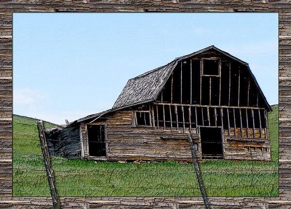 Barn Photograph - Barn by Susan Kinney