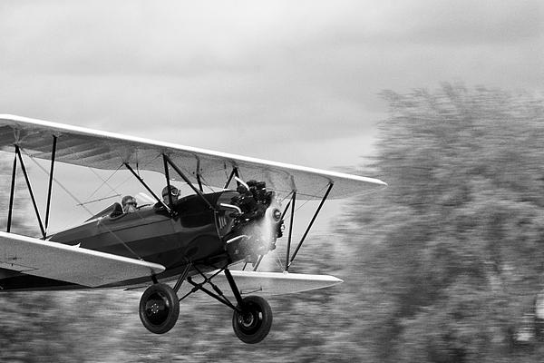 Biplane Photograph - Barnstormer by Michael Madrid