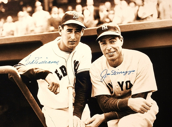 Reproduction Photograph - Baseball Heroes by Roberto Prusso