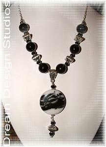 Basic Black Attire Jewelry by Donna  Phitides