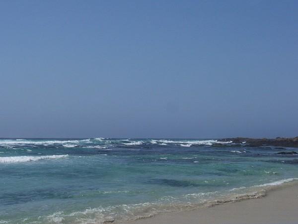 Ocean Photograph - Beach 2 by Dawn Marie Black