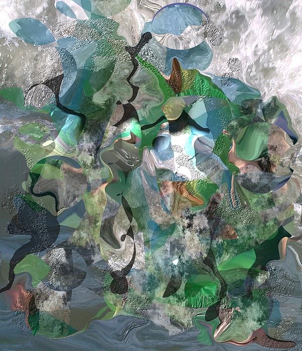 Beach Digital Art - Beach Collage by Peter Shor