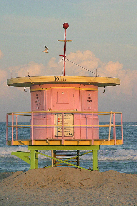 Beach Photograph - Beach Shack by Donald Tusa