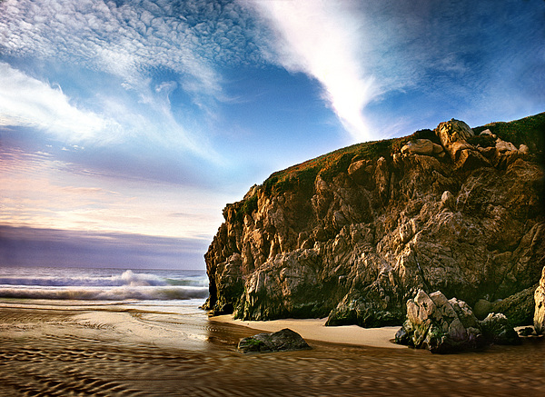 Beautiful Cove Photograph by Edward Mendes