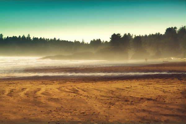Pacific Ocean Photograph - Beautiful Pacific Morning  by Naman Imagery