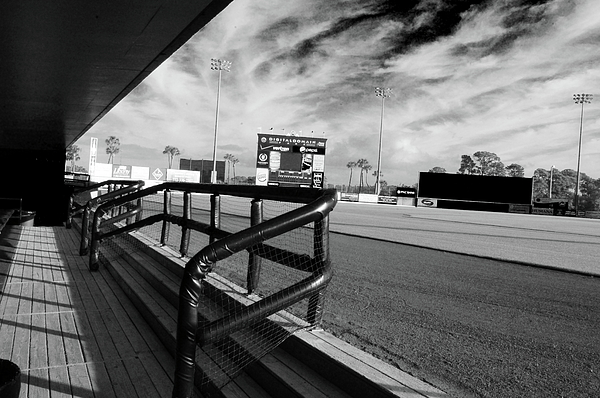 Port St. Lucie Photograph - Before Spring Training 2 by Don Youngclaus