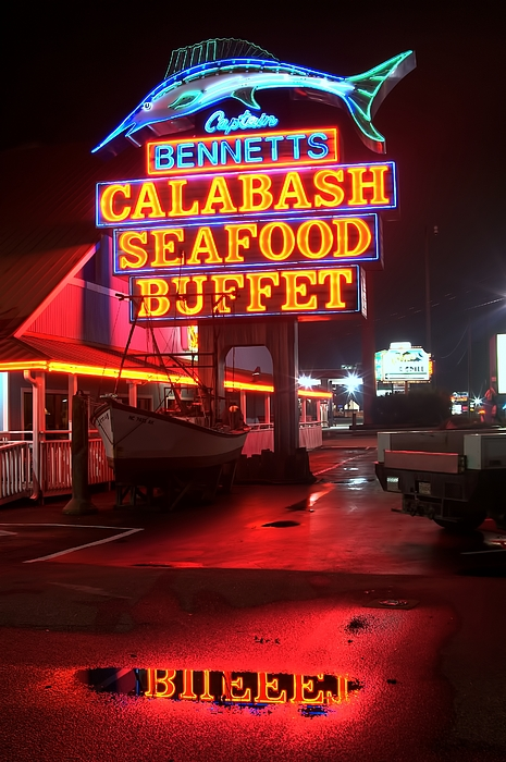 bennetts calabash seafood buffet myrtle beach photograph by corky rh pixels com buffet restaurants in myrtle beach seafood buffets in myrtle beach