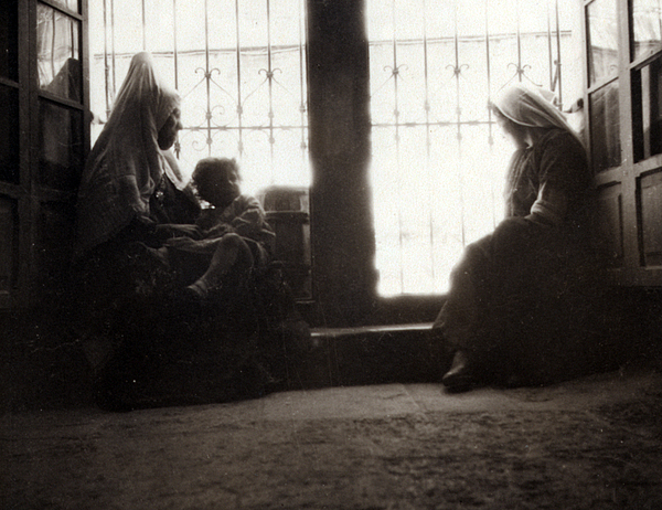 Bethlehem Photograph - Bethlehemites At Home by Munir Alawi