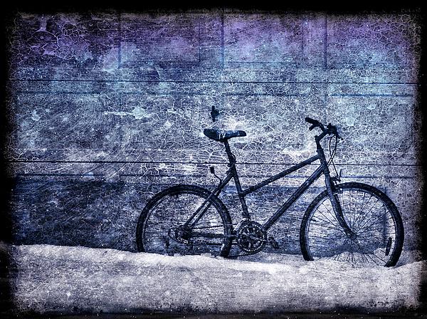 Bicycle Photograph - Bicycle by Evelina Kremsdorf