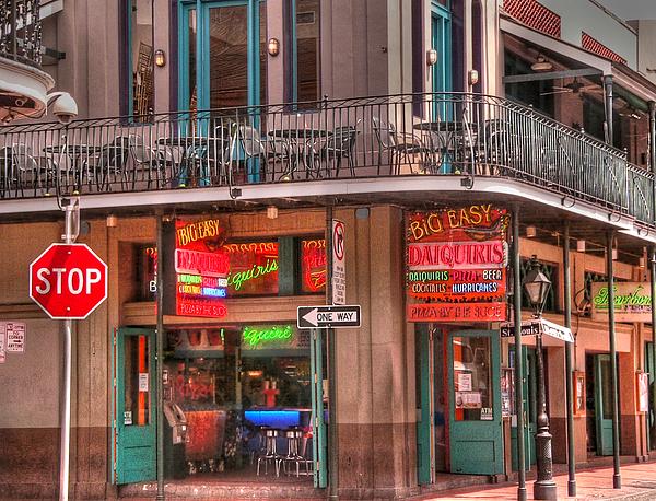 New Orleans Louisiana Photograph - Big Easy by David Bearden