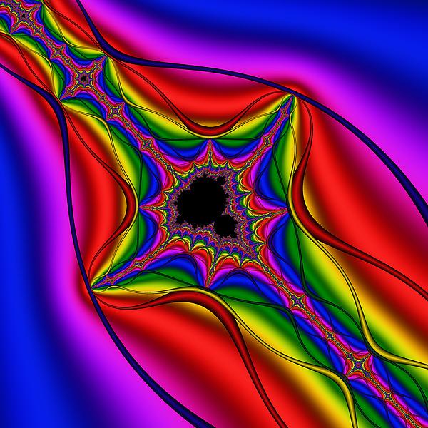 Arteries Digital Art - Blood Vessels 101 by Rolf Bertram