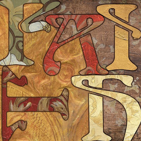 Faith Painting - Bohemian Faith by Debbie DeWitt
