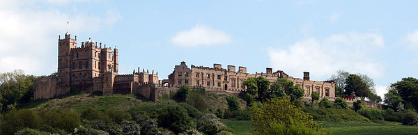 Castle Photograph - Bolsover by Cathy Weaver