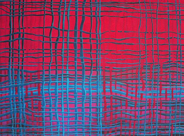 Bonding Painting - Bonding by Sirpa Mononen