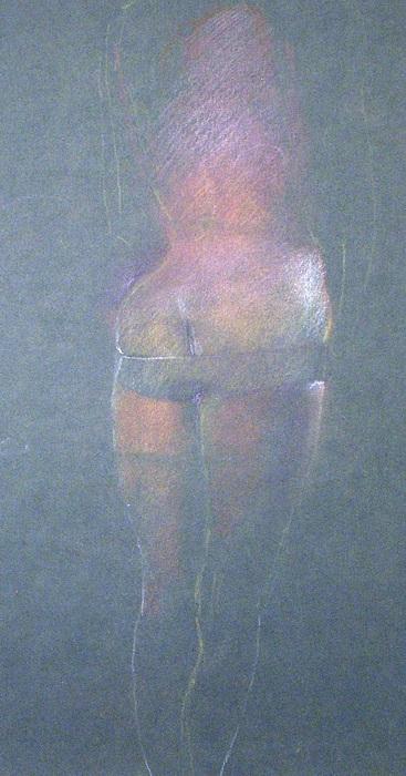 Naked Pastel - Bottom by William Girven