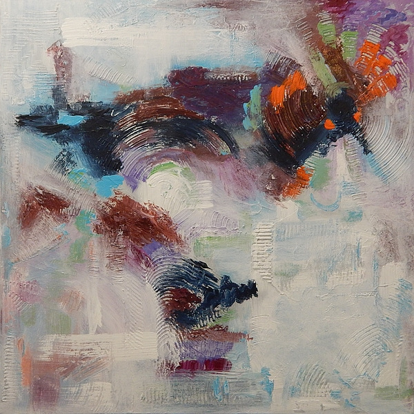 Abstract Painting - Brand New Vision by Sue Furrow