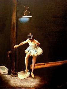 Break Painting by Paul-George Nerses