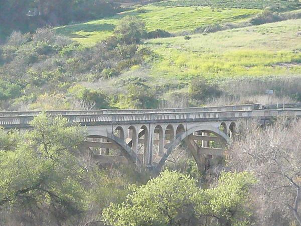 Landscape Photograph - Bridge by Gabriella King