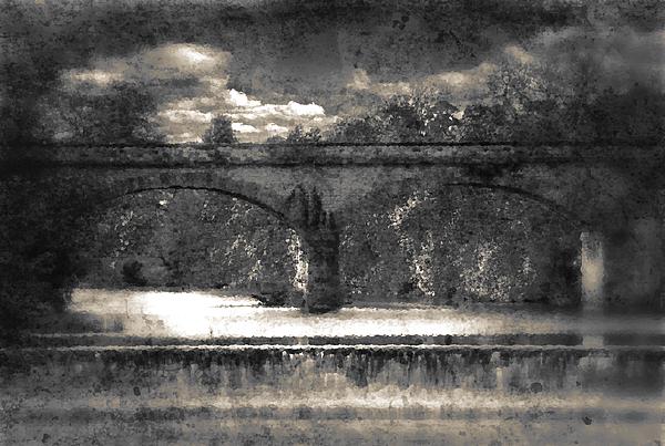 Bridge Photograph - Bridge by Svetlana Sewell
