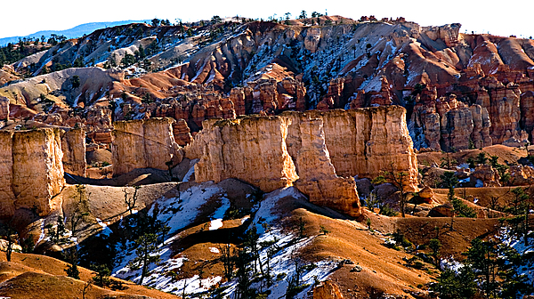 Landscape Photograph - Bryce Canyon N.p. by Larry Gohl