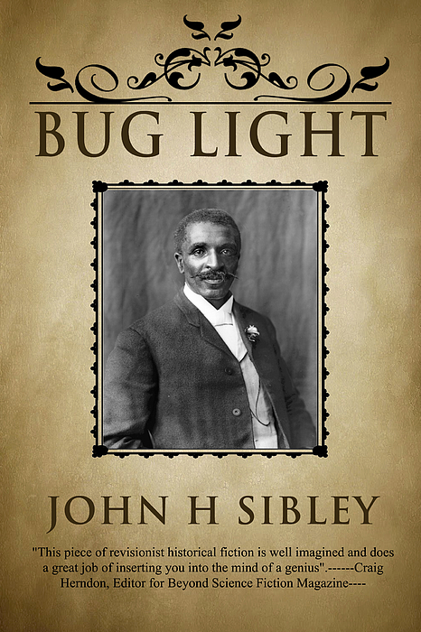 Poster Digital Art - Bug Light by John Sibley