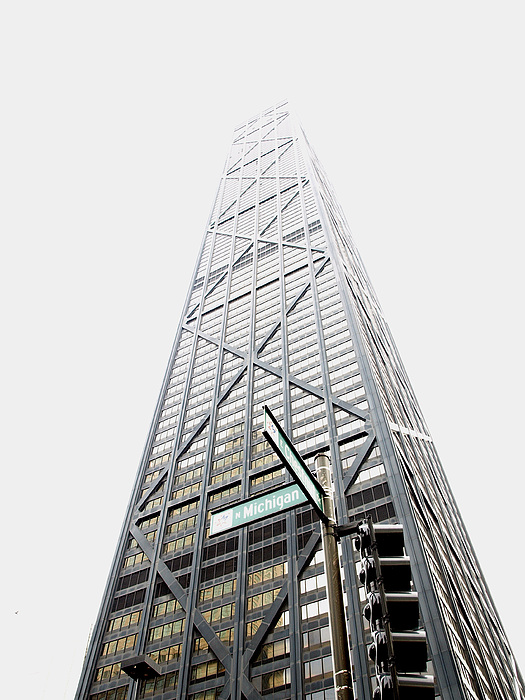 Skyscrapers Photograph - Building To The Heavens by Kelly  Burke