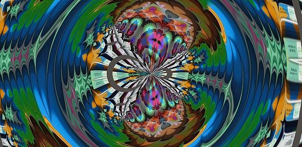 Digital Digital Art - Butterfly by Nancy Forever