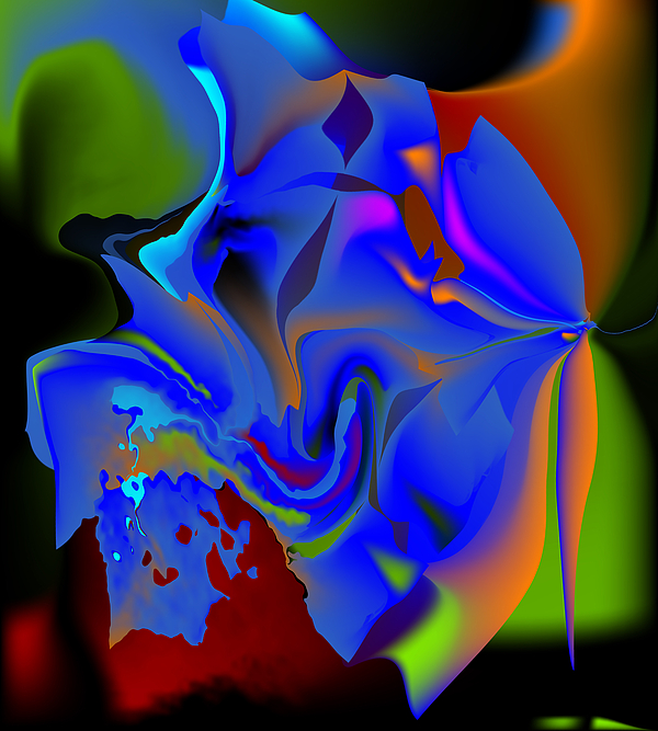 Butterfly Digital Art - Butterfly by Shah Aziz