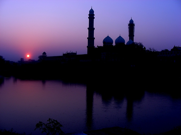 Bhopal Photograph - C by Mohammed Nasir