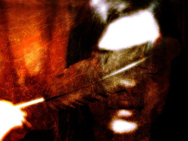 Fallen Angel Digital Art - Caduto Dal Cielo by Horizons Hef
