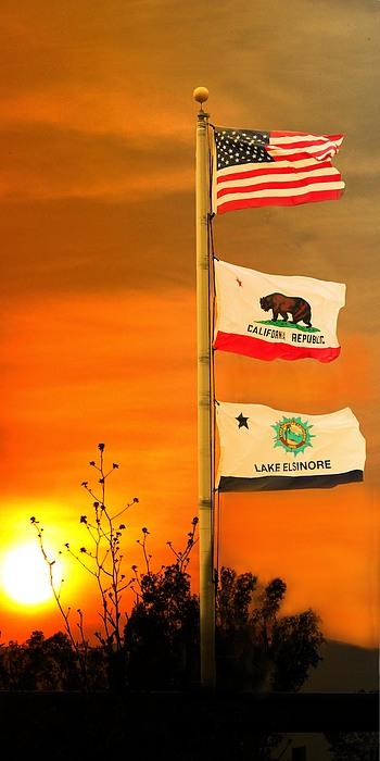 California Glory Photograph by Richard Gordon