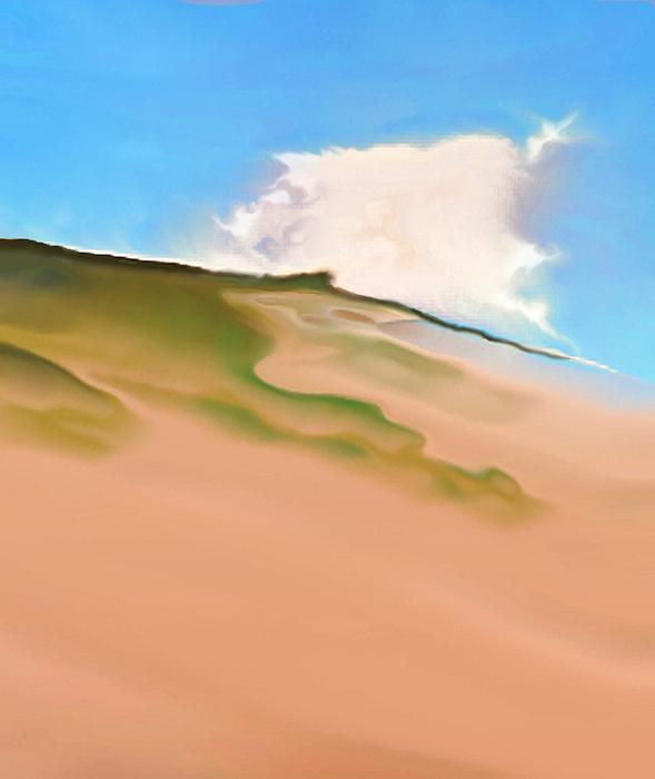 Cape Cod Painting - Cape Cod by Jurek Zamoyski