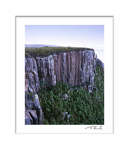Landscape Photograph - Cape Raoul by James Osmond