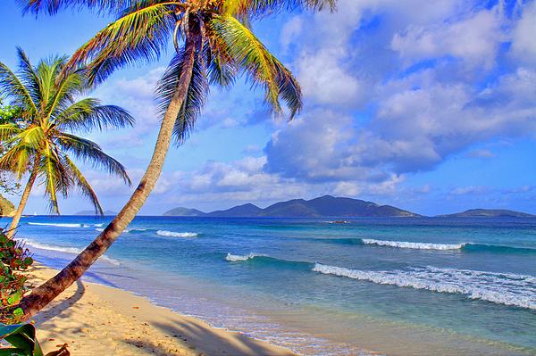 Caribbean Photograph - Caribbean Paradise by Scott Mahon
