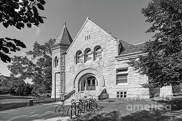 Carleton College Photograph - Carleton College Scoville Hall by University Icons